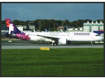 Hawaiian, A321neo