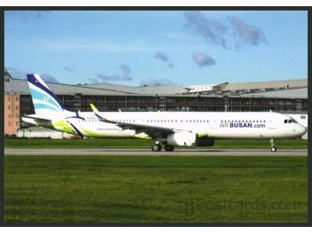 Air Busan, A321