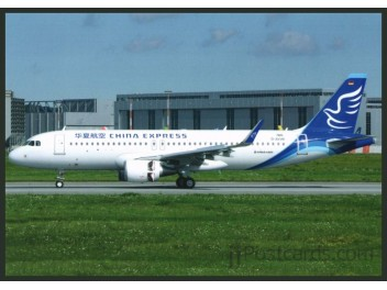 China Express Airlines, A320