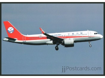 Sichuan Airlines, A320neo