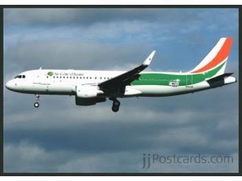Air Côte d'Ivoire, A320