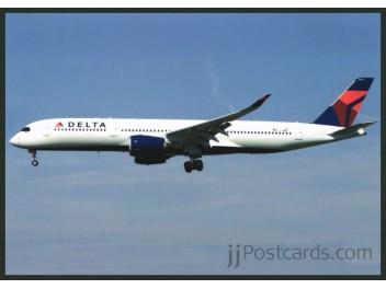 Delta Air Lines, A350