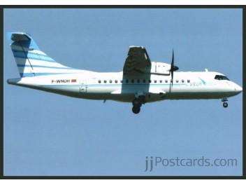 Villa Air, ATR 42
