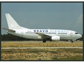 Bravo Airways, B.737