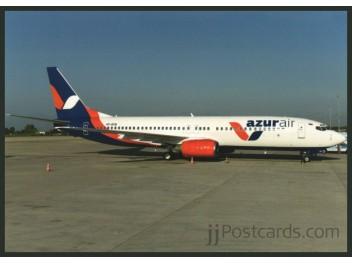 Azur Air, B.737