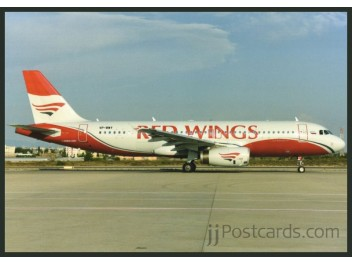 Red Wings, A320