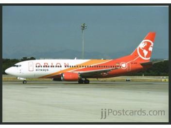 Orion Airways, B.737