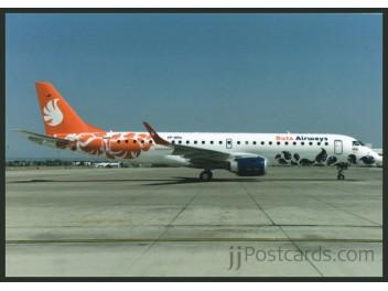 Buta Airways, Embraer 190