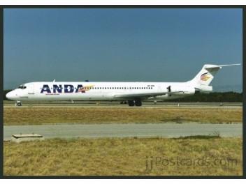 Anda Air, MD-80