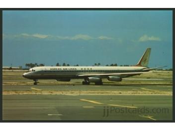 Korean Air Lines - KAL, DC-8