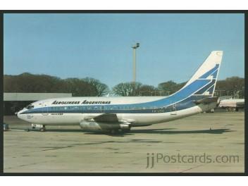Aerolineas Argentinas, B.737