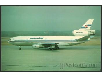 Spantax, DC-10