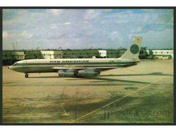 Pan American, B.707