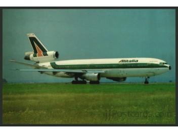 Alitalia, DC-10
