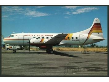 Aero California, CV-340