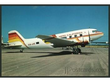Aero California, DC-3