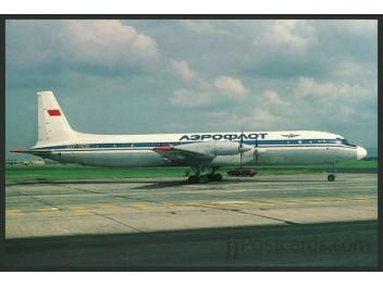 Aeroflot, Il-18