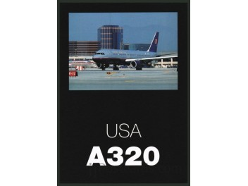 United, A320