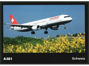 Swissair, A321