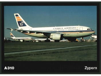 Cyprus Airways, A310