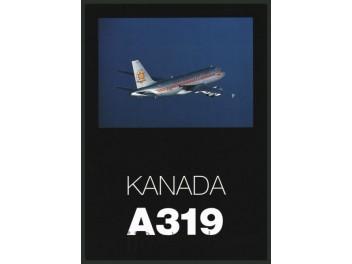 Air Canada, A319