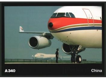 China Eastern A340, Lufthansa 747