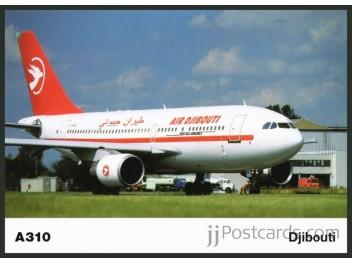 Air Djibouti, A310