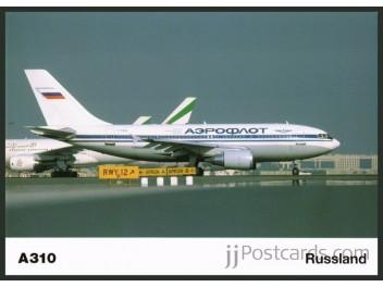 Aeroflot, A310
