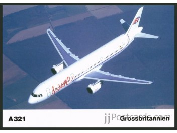 Leisure Int'l Airways, A321