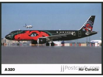 Air Canada, A320