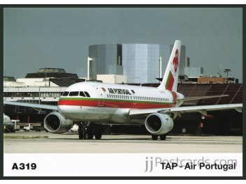 TAP, A319