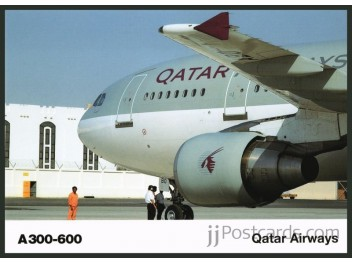 Qatar Airways, A300