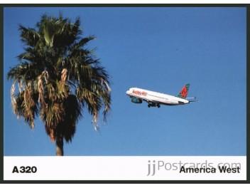 America West, A320