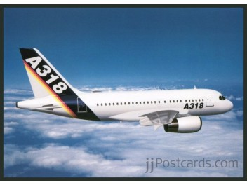 Airbus Industries, A318