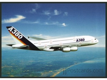 Airbus Industries, A380