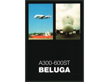 Airbus Transport Int'l, A300 Beluga