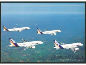 Airbus Ind., A318, A319, A320, A321