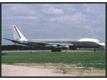 Affretair, DC-8