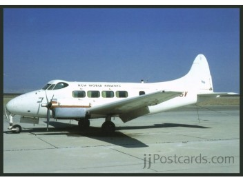 New World Airways, Dove