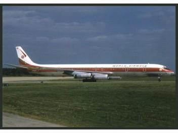 World Airways, DC-8