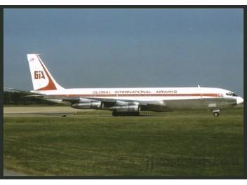 Global Int'l Airways, B.707