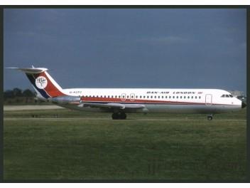 Dan-Air London, BAC 1-11