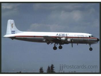 AESA Airlines, DC-6