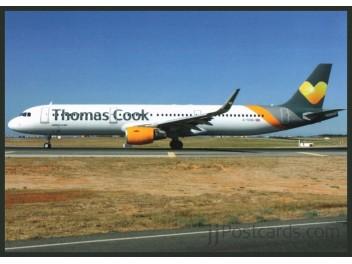 Thomas Cook UK, A321