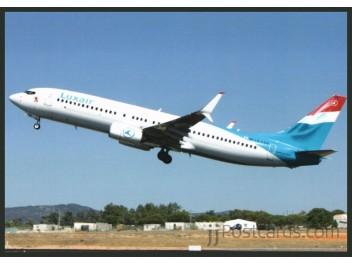 Luxair, B.737