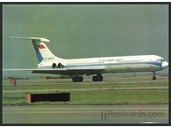 Aeroflot, Il-62