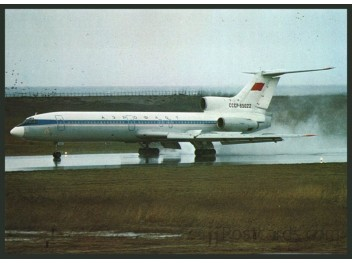 Aeroflot, Tu-154