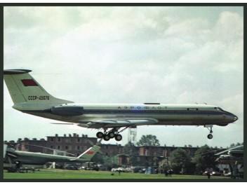 Aeroflot, Tu-134