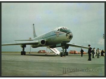 Aeroflot, Tu-104