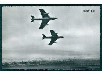 Air Force Switzerland, Hunter